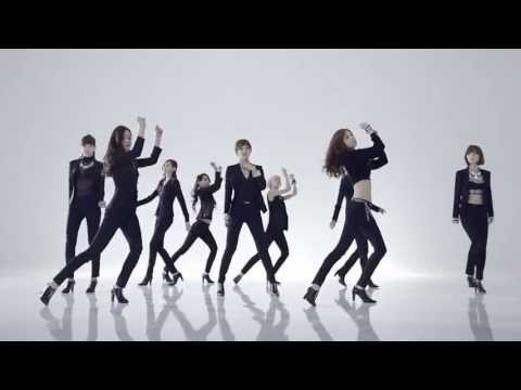 Nine Muses 'WILD' mirrored Dance MV