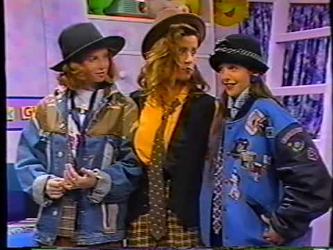 Girl Talk Part 2 - Sarah Michelle Gellar - 1989