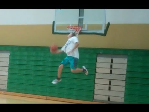 TFB::Dunks:: K1X Crazy Group Dunk Session! Jonsey, Kasper,Porter Maberry, Kid Dynomite & Jet-Pack