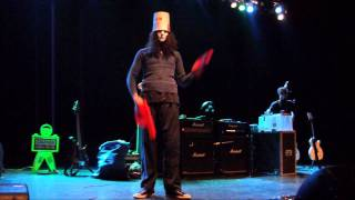 Buckethead - Nunchaku, Robot Dance and Toy Time live at The National in Richmond, Va on 9/9/2011