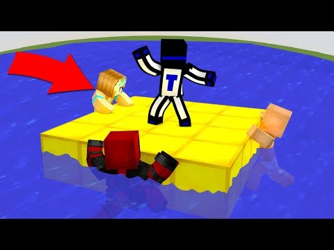 ПОПРОБУЙ УДЕРЖАТЬСЯ НА ЭТОЙ ПЛАТФОРМЕ, ВСЕ МИНИ-ИГРЫ МАЙНКРАФТА ЧЕЛЛЕНДЖ №25 Minecraft Minerware