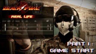 COSBIT - Black Fire Real Life ภารกิจเพลิงทมิฬ [Part 1: Game Start]
