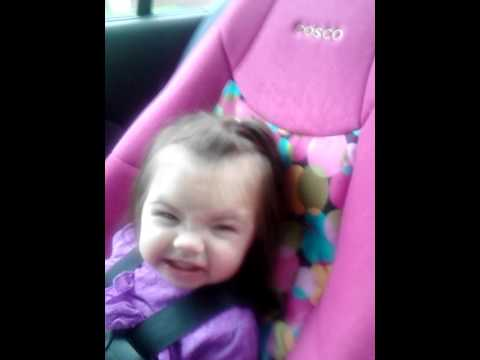 12 Month Old Ava-lauren Hope Tells Naenae To Stop video