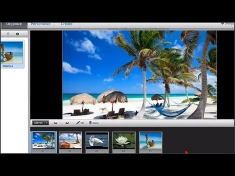 Make a Slideshow | 6 Easy Steps | DVD Slideshow Builder