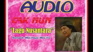 "Download Lagu CAK NUN ~ RAMPAK ~ ""LAGU NUSANTARA"" Gratis STAFABAND"
