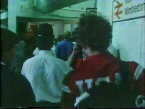 ウィンブルドン 1982 - semi 決勝戦(ファイナル) s