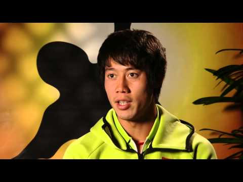 Kei Nishikori interview (4R) - Australian Open 2015