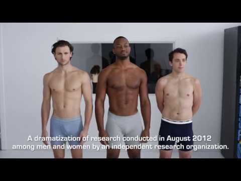 Men's Underwear Research - Blindfold