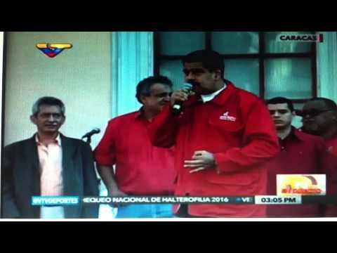 NICOLAS MADURO ESTA VETADO POR LOS MEDIOS DE COMUNICACION PRIVADOS EN VENEZUELA