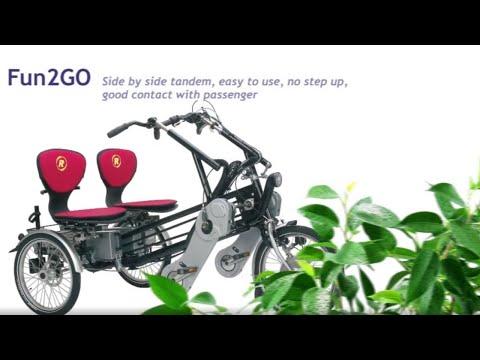 0 Van Raam special needs bikes, tricycles, tricycle for adults, pedelec bike, ...