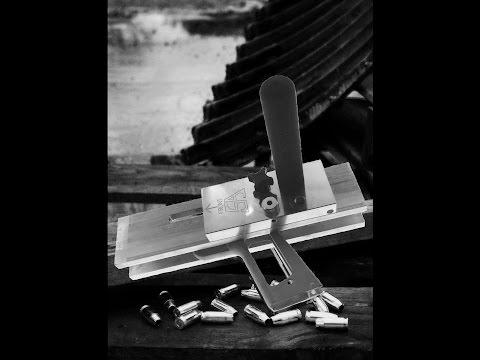 1911 80% Phantom Jig for 1911 80% Frame - Demonstration Video (Stealth Arms)