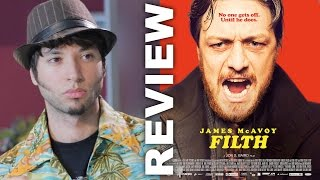 Filth, el sucio - Review