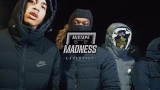 #150 M24 x #410 Skengdo x AM - Do It & Crash (Music Video) | @MixtapeMadness