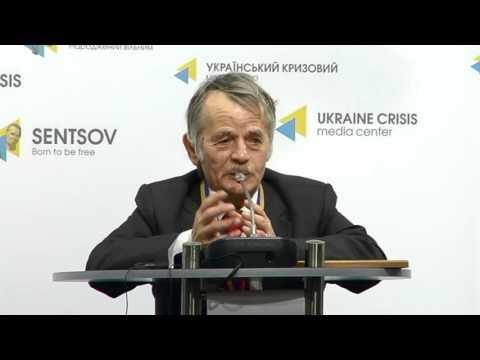Anti-Putin international coalition awards Mustafa Dzhemilev. UCMC-08-02-2016
