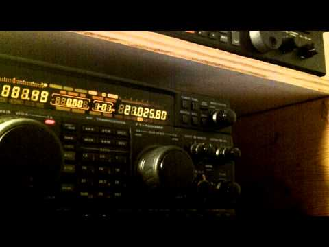 WK2T WA2NYY and WA2WMJ Tag team QRP DXing