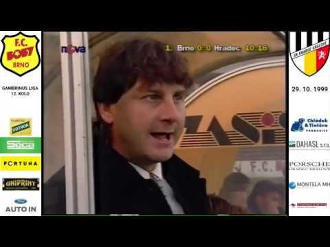 RETRO: FC Boby Brno – SK Hradec Králové 1:2