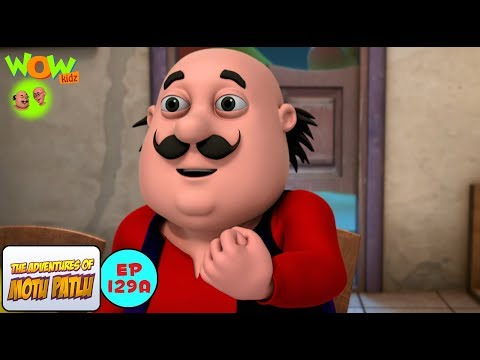 John The Bodyguard - Motu Patlu in Hindi WITH ENGLISH, SPANISH & FRENCH SUBTITLES thumbnail