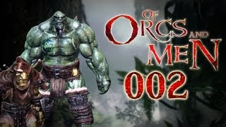 Let's Play Of Orcs And Men #002 - Infiltration [deutsch] [720p]