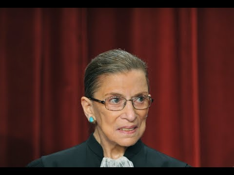 In 'RBG,' Ruth Bader Ginsburg Looks Back On A Life Spent Working For Equality