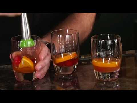 How to Make an Old Fashion (3 ways to try) - Drinks with Trevor - Boulder Ridge Country Club