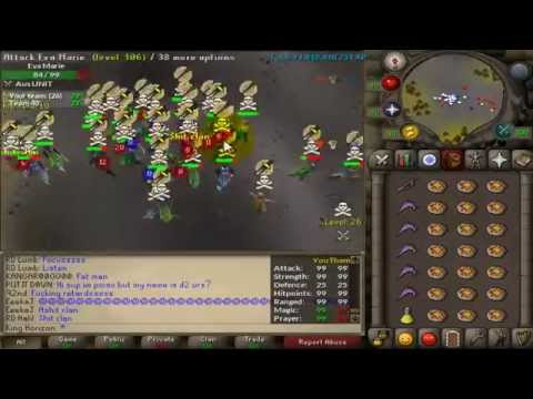 Redemption's F2P PK Trip - 3/14/15 - Ft. Bullying ZU