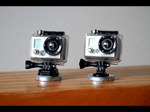 GoPro Hero Magnet Mount DIY Part 3