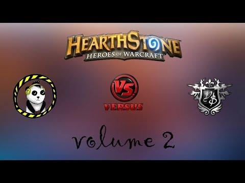 Hearthstone Дуэль - Панда vs YoungSaint - Часть 2