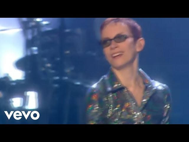 Eurythmics - Sweet Dreams Are Made of This Peacetour Live