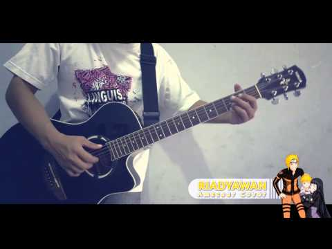 Aluto - Michi (道) ~ To You All (ost. Naruto Shippuden) Acoustic Guitar Cover video