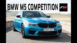 BMW M5 Competition - Prueba a fondo - revistadelmotor.es