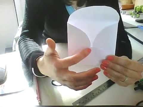 tutoriel scrapbooking cr er une enveloppe fleur youtube. Black Bedroom Furniture Sets. Home Design Ideas