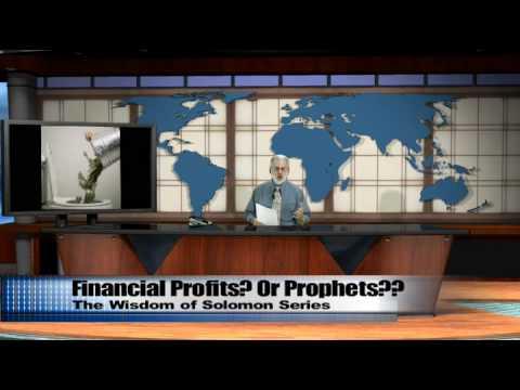 The Wisdom of Solomon - Financial Profits Or Prophets?, Epis