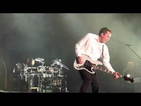 OMD Cape Town 8-2-12, Radio Waves