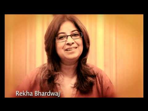 Rekha Bharadwaj speaks about IK ONKAR by Harshdeep Kaur (ASLI...