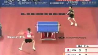 Tribute Table tennis.