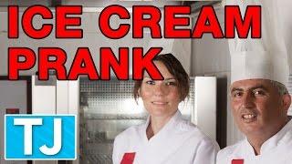 Ice Cream Prank Call