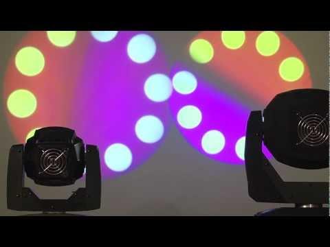 Showtec Phantom 50 LED Spot vs. Showtec Phantom 75 LED Spot