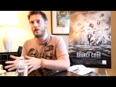 Source Code Director Duncan Jones Interview Part 1
