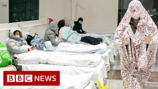 Coronavirus: Senior Chinese officials 'removed' as death toll rises- BBC News