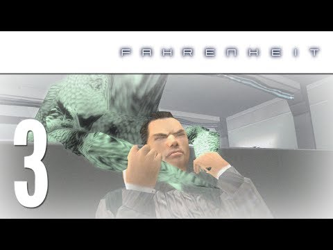 Indigo Prophecy Part 3 of 11 Fahrenheit Walkthrough
