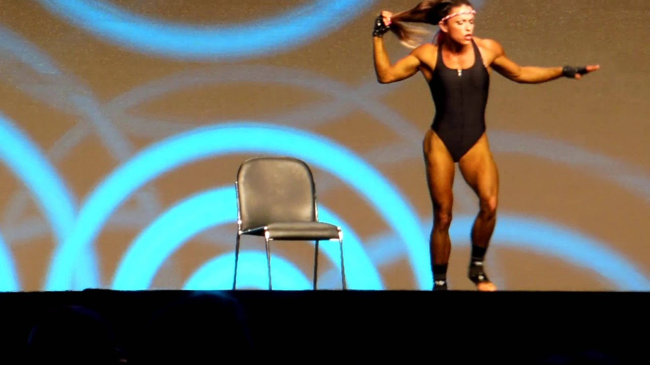 Oksana Grishina Joker Oksana Grishina 2014 Olympia
