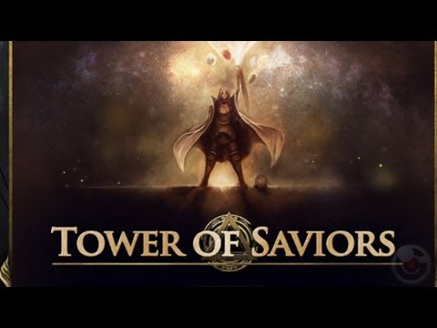 Tower of Saviors - iPhone & iPad Gameplay Video