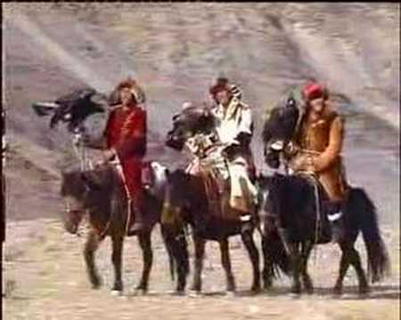 Mongolian Kazakhs Music Videos