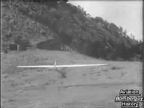 Sport Gliding in the 1930's