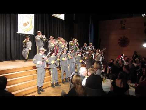 Schalmeienzug Mäder - Dixie's Land - Schalmeienball 2014 video