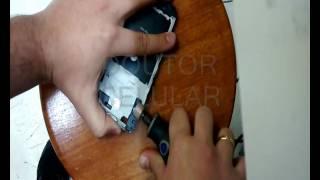 Dr.Celular - Samsung Gran Prime/Touch pra fora da carcaça (SOLUÇÃO)
