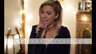 Download lagu Sam Smith - Too Good at Goodbyes (Andie Case Cover) gratis