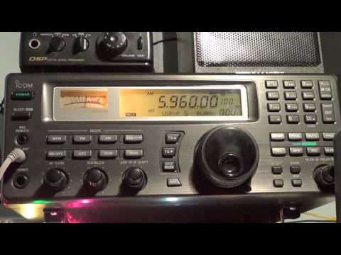 Voice of Turkey 5960 Khz shortwave