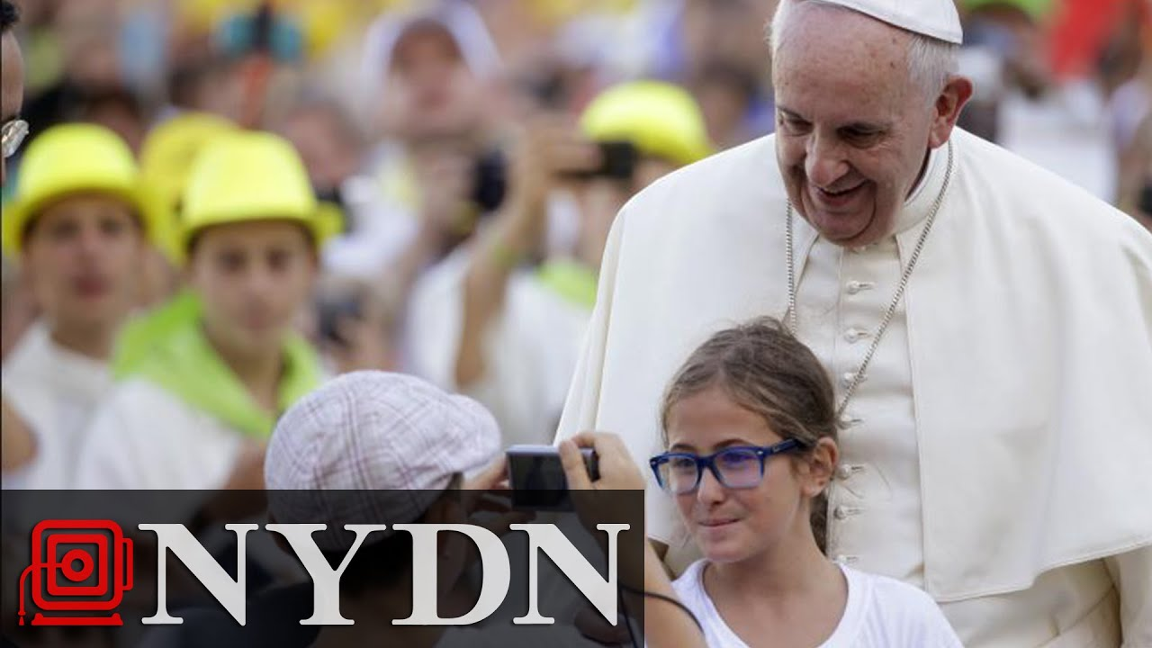 Pope: Catholic Priests Can Forgive Women Who Have Had Abortions