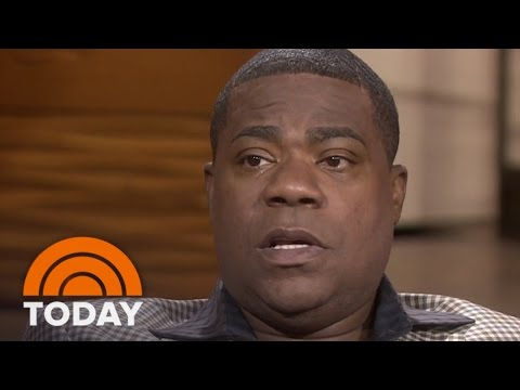 Tracy Morgan's First Interview Since Fatal Car Crash   TODAY